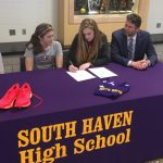 Runner Marnie Frost to Compete at Oberlin College