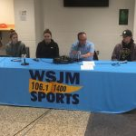 WSJM Radio Broadcasts From South Haven High