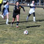 Girls Soccer Loses to Hackett
