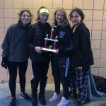 South Haven Track Finds Success in Bangor