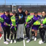 Tennis Celebrates Senior Night vs. Three Rivers