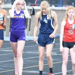 Ram Track Athletes Finish Season At State Meet