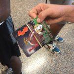 Gold Card Football Fundraiser