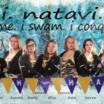 Girls Swim and Dive Have Success in Conference Meet