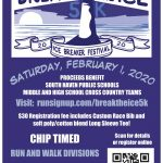 6th Annual Break the Ice 5K