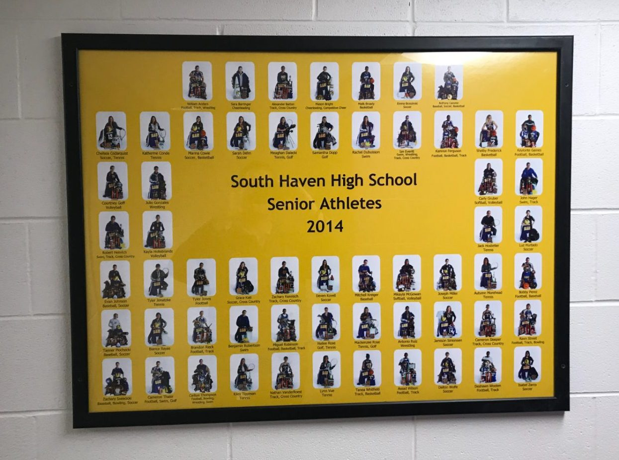 Reminder: Senior Athletic Pictures Are Wednesday, July 8