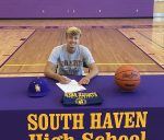 Brenden Williamson Signs with Siena Heights