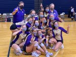 Volleyball Plays Tuesday in Regionals