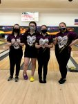 Results for Conference Bowling Tournament