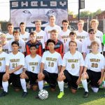 Shelby High School Boys Varsity Soccer beats East Burke High School, 7-1