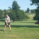 Lady Eagles Golfers Moving Up