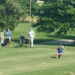 Girl's Golf Comes Out Swinging