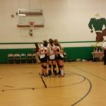 JH Lady Eagles Soar Against Conference Opponents