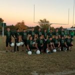 JH Eagles Win Big On 8th Grade Night
