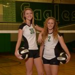 Volleyball Picks up Another SRVC Win on Senior Night
