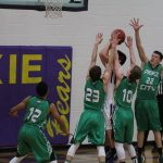 Eagles Snap Skid Against Sarcoxie