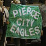Lady Eagles Defeat Golden City