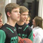 Eagles Win On Senior Night