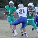 Eagles Snatch Win Verse Blue Jays In 8-Man Game