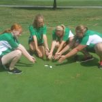 Girls Golf 2016