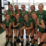 The Lady Eagles Compete Well In The Mount Vernon Tournament