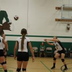 Junior High Lady Eagles Take 3rd in SRVC Tournament