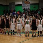 Lady Eagles Take Down the Lady Tigers