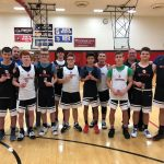 Varsity Boys Basketball commended for Sportsmanship display on Saturday Night