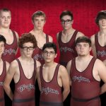 Trojan Wrestlers Sizemore, Nuest, and McIlvain named Midwest Conference Champions