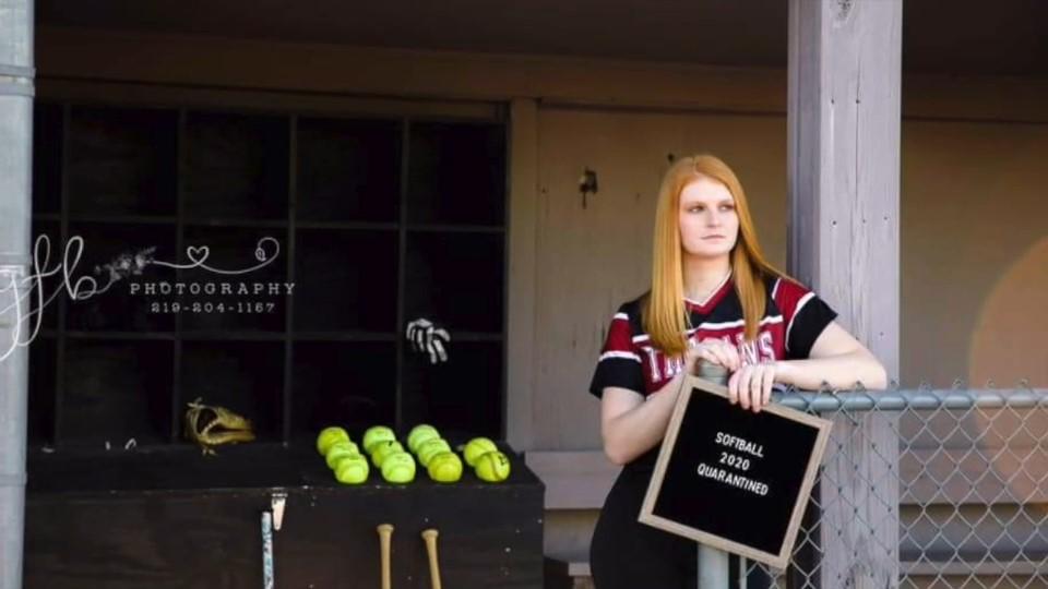 Hauptli named to 2020 ICGSA Academic All-State Softball Team