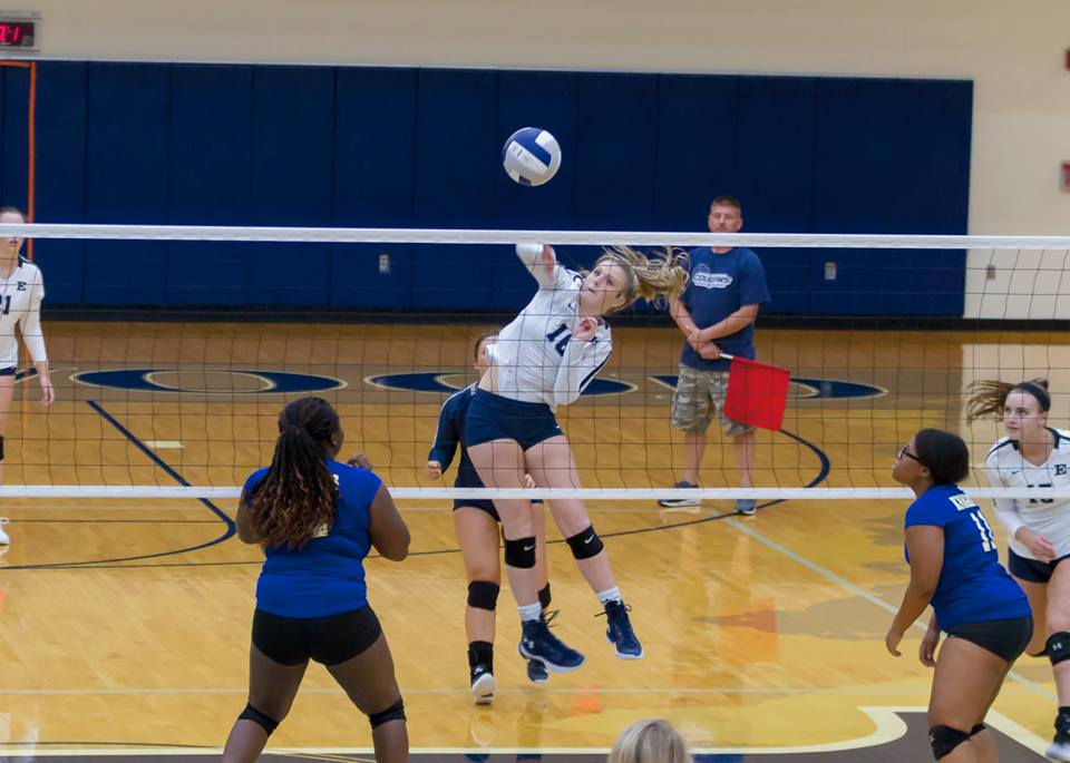 Volleyball Opening Day