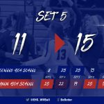 Edgewood loses a nail biter in 5 sets