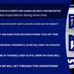 Edgewood Athletics Update