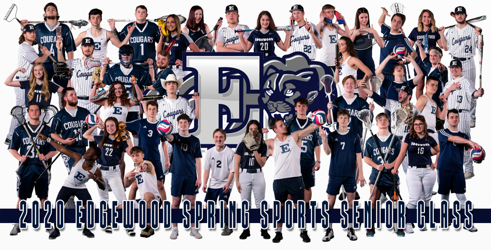 Senior Spring Athletes-2020