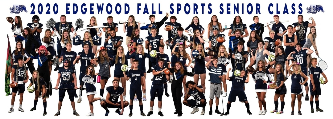2020  Edgewood Fall Sports Senior Class