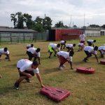7th, 8th, 9th Grade FOOTBALL CAMP