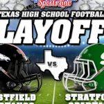 Round 1 – Stratford vs Westfield