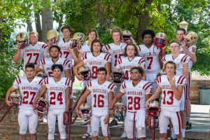 2018 Senior Football Players
