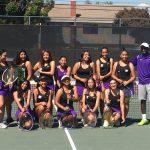 Norwalk High School Girls Varsity Tennis beat Mayfair High School 11-7