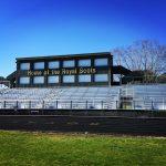 Track Program Beautifying the Stadium
