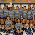 EL MONTE VOLLEYBALL BEATS WHITTIER… ROUND 2, HERE WE COME