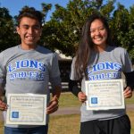 ATHLETES OF THE MONTH- SEPTEMBER