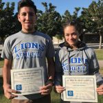 DECEMBER/ JANUARY ATHLETE OF THE MONTH