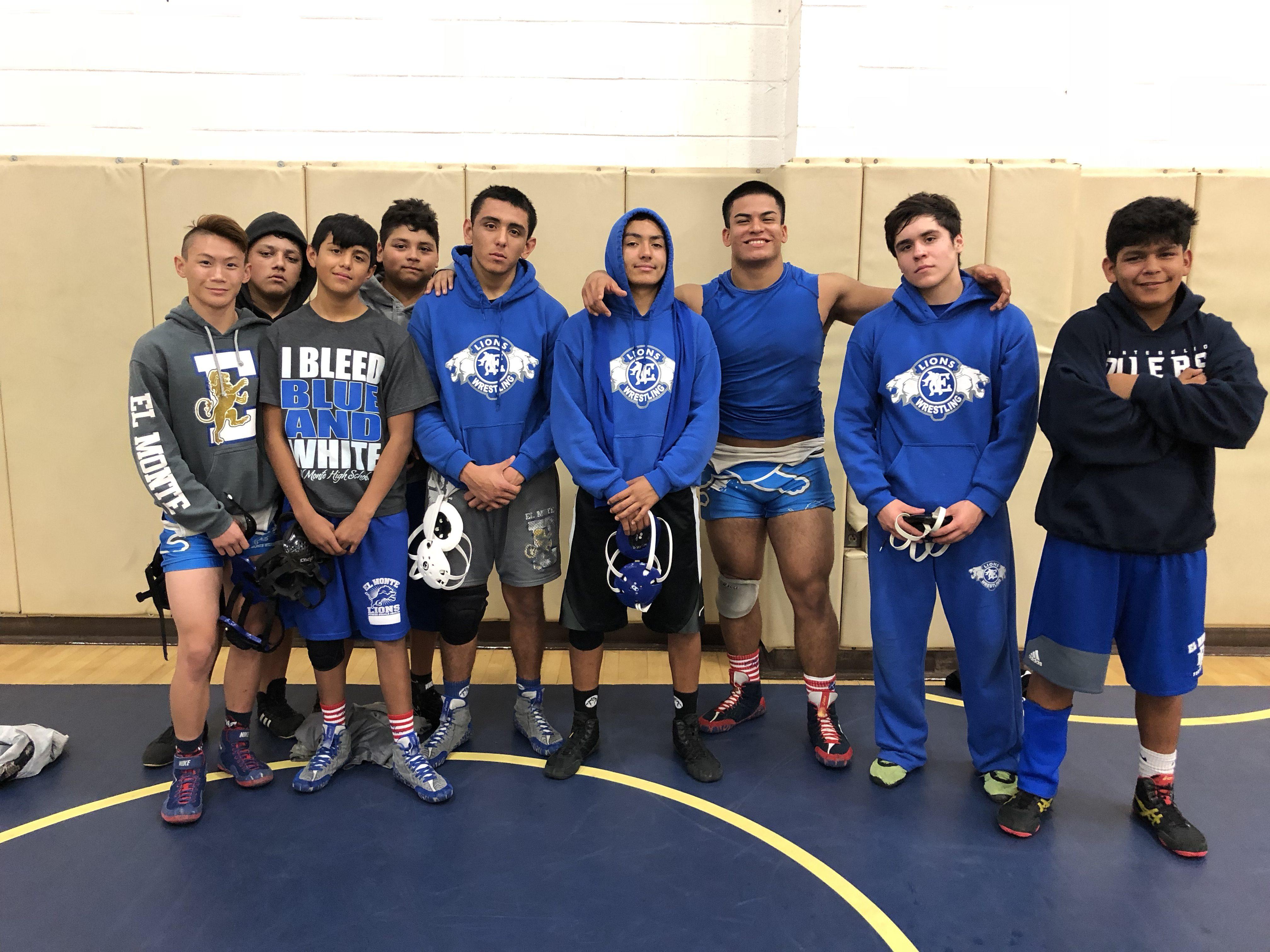 El Monte High School Wrestling