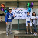 EL MONTE STUDENT ATHLETES ATTEND READING DAY AT WILKERSON ELEMENTARY SCHOOL
