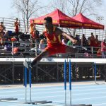 Congratulations to Elijah Huger (11) who qualified for the Mt. SAC Relays for the 110 hurdles on Saturday, April 16th