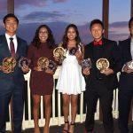 Valle Vista Five – Justin Chan, Crystal Espinosa, Jared Kawamoto, Andy Pan, Miku Ramirez
