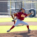 Glen A Wilson High School Varsity Baseball beat Nogales High School 4-2