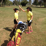 Girl's Golf Starts Season Off Right With Win Over Los Altos