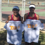 Girl's Tennis is Rolling Over Competition!